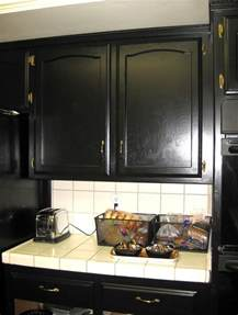 Painted Black Kitchen Cabinets Cabinets For Kitchen Black Kitchen Cabinet Doors