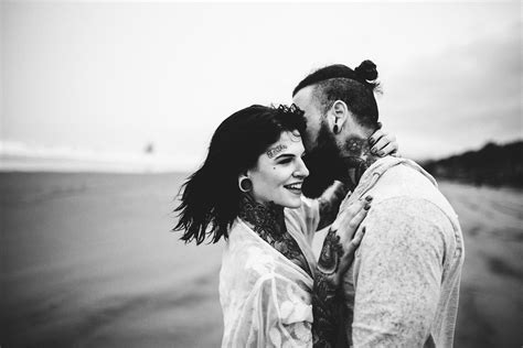 tattooed couple photography heidi cannon or myrtle moss