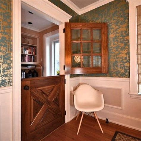 Half Door Ideas by How To Build A Barn Door Diy Projects For Everyone
