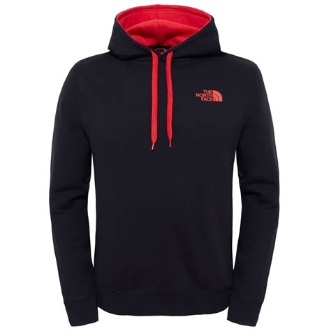 Hoodie Tnf the mens seasonal drew peak hoodie tnf black