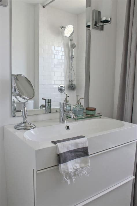 Modern Bathroom Ikea Modern Bathroom Renovation Marble Hexagon And White