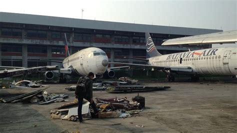 film ular di pesawat bangkai pesawat batavia air di bandara soekarno hatta jadi