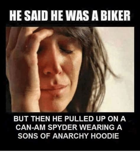 Can Am Meme - 25 best memes about son of anarchy son of anarchy memes