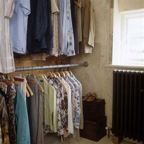 Rail Wardrobe by Modern Clothes Rail Images