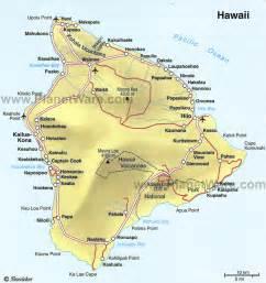 The big island shows tourist activities plus hawaii island beaches and