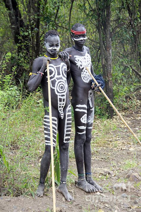 Mursi Tribe Photograph By Gilad Flesch