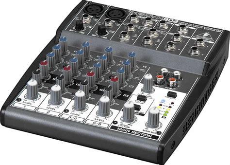 Mixer Behringer Xenyx 802 behringer xenyx 802 premium mixer dv247