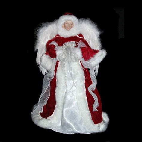 angel unlit tree toppers christmas wikii