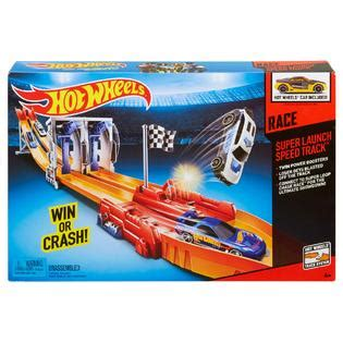 wheels launch speed track track set