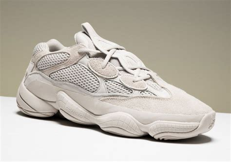 store list for the adidas yeezy 500 quot blush quot sneakernews