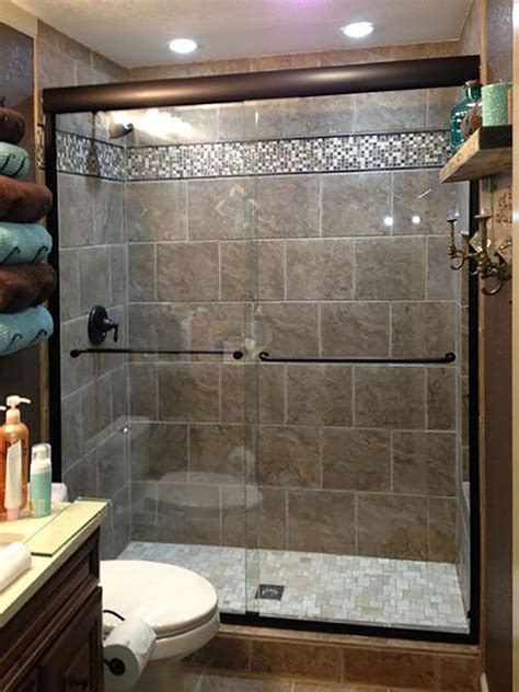 Bathroom Tub To Shower Remodel Upstairs Bath Conversion From Tub Shower To Shower With Bench Bathroom Design Ideas