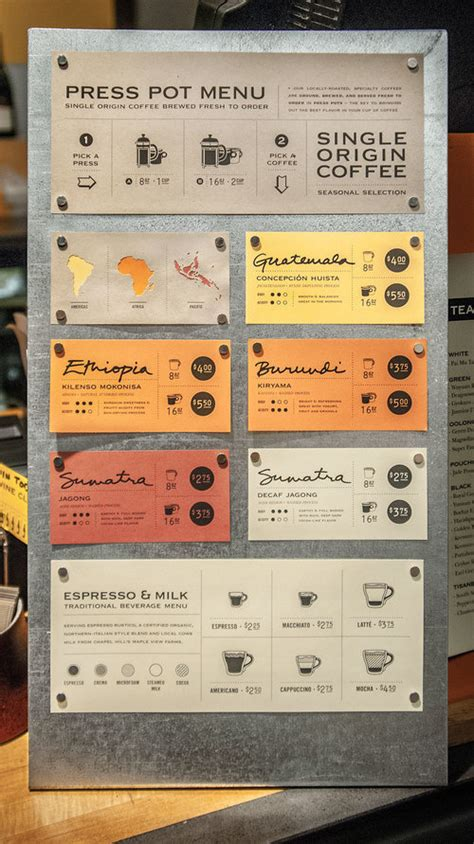 portfolio designspiration best portfolio menu3 jpg coffee menu images on designspiration