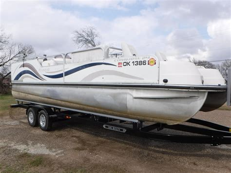 used pontoon boats for sale in north texas used pontoon boats for sale in texas boats