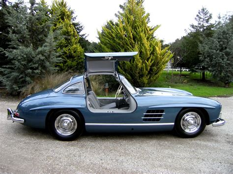 1955 mercedes 300 sl sold 1955 mercedes 300 sl gullwing grundfor