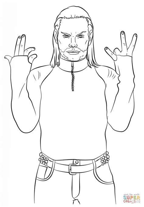 wwe neville coloring page wwe goldberg pages coloring pages