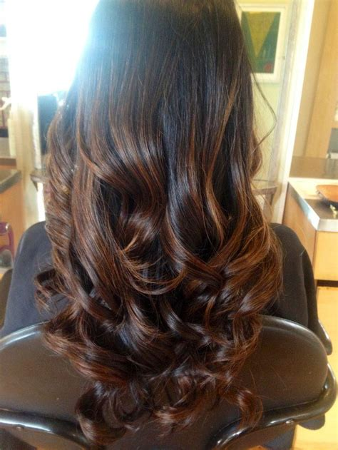show me a picture of get this hairstyle from vikings subtle ombre hair color 2014 spring celebrity hair color