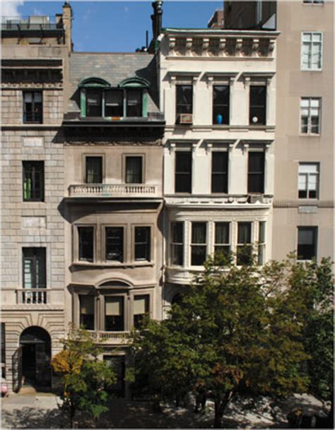 Manhattan Ny Mayor Bloomberg Expands His Town House By Buying Out Neighbors