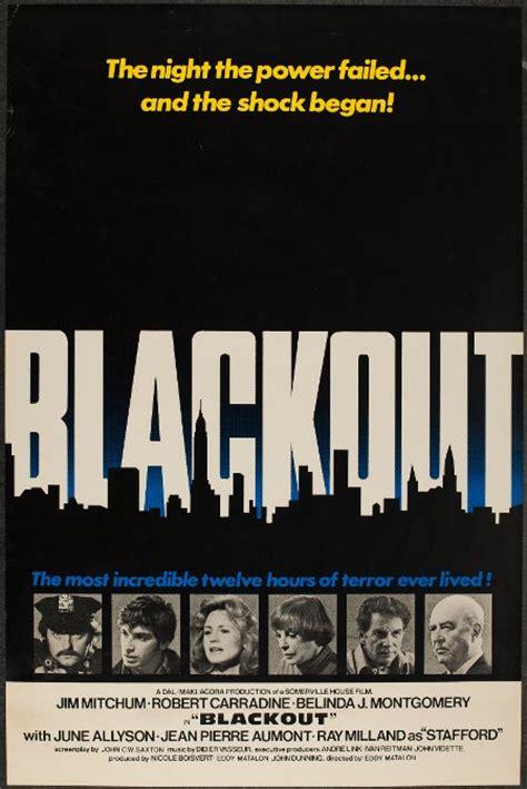 film d action quebecois blackout film de eddy matalon films du qu 233 bec
