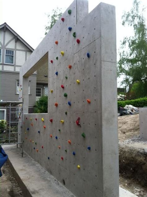 1000 images about shed climbing wall on