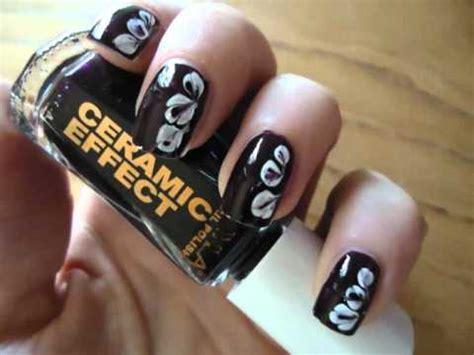 decorazione unghie fiori tutorial nail decorazione unghie fiori semplici di