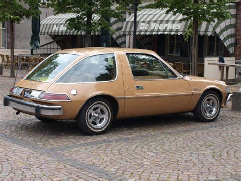 Pacer Auto by Facts About The Amc Pacer Car Axleaddict