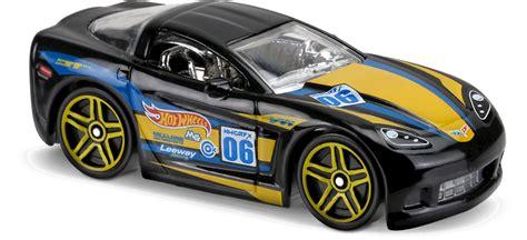 Sale Hotwheels Wheels C6 Corvette c6 corvette 174 in black tooned car collector wheels