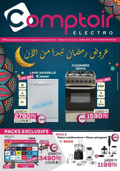 Le Comptoir Ma by Le Comptoir Electromenager Promotion Sur A Collection La