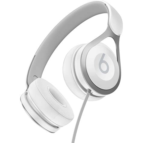 beats mobile headphones beats by dr dre beats ep on ear headphones white ml9a2ll a