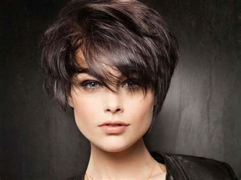 edgy hairstyles for chubby faces edgy short hairstyles for women with round faces hairstyles