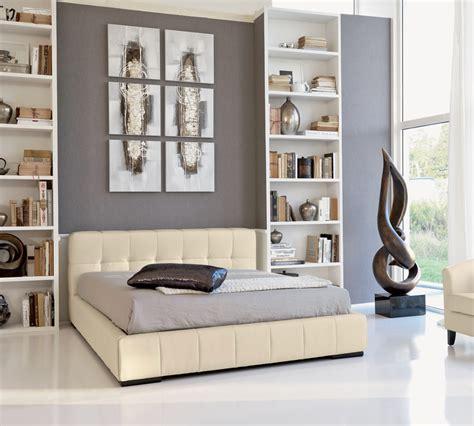 camere da letto in pelle camere da letto in pelle trendy letto in noce massello
