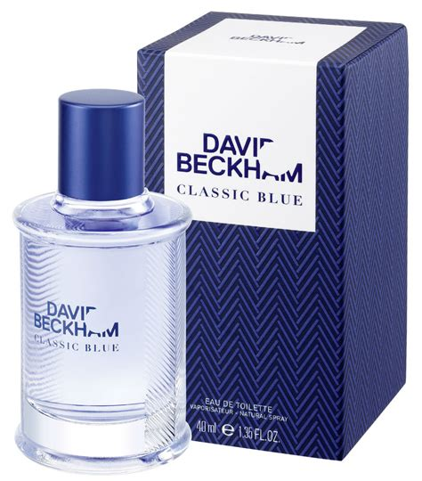 Parfum David Beckham Original classic blue david beckham cologne a fragrance for 2014