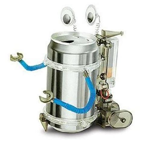 tin can robot tin can robot neatorama