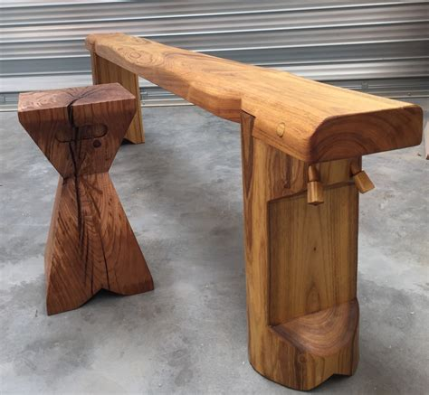 banc acacia banc en bois faire un banc en palette de bois et le