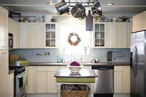 Cottage Kitchen Backsplash by Cottage Kitchen Kara Paslay Design