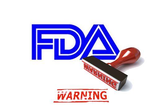 fda warning letters fda warning thrashes indian drugmaker for filthy plant 1218