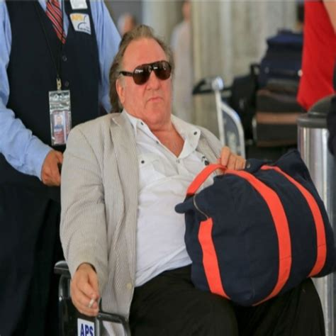 gerard depardieu wheelchair gerard depardieu moves in a wheelchair celebrity news