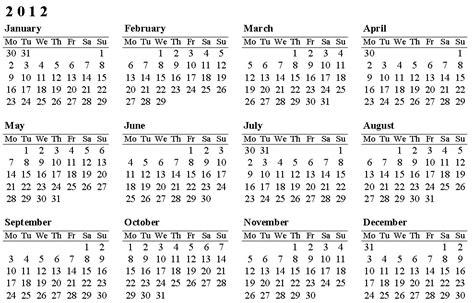 Calendario Word 2007 C 243 Mo Crear Calendarios En Word