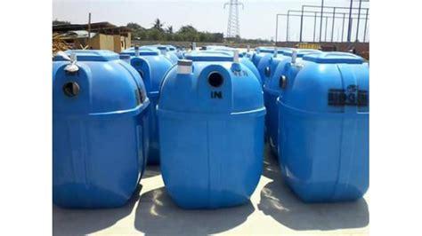 bio septic tank fiberglass fiberglass kaca serat jual