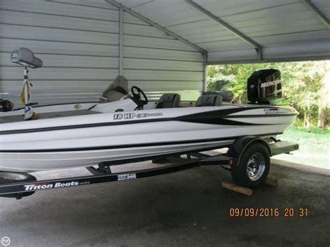 used triton bass boats for sale used triton bass boats for sale boat buys