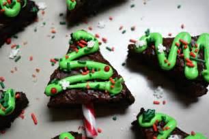 easy christmas tree brownies recipe mum s lounge