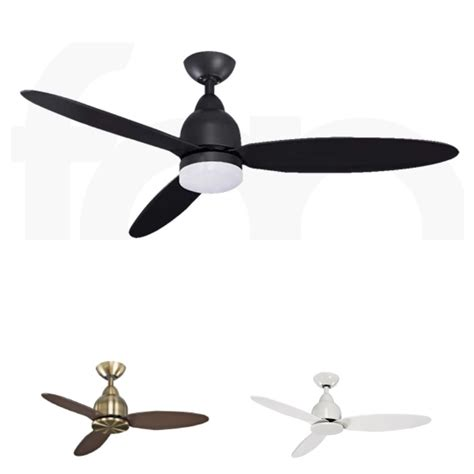 52 inch white ceiling fan with light 42 inch black ceiling fan with light amasco reviti 52