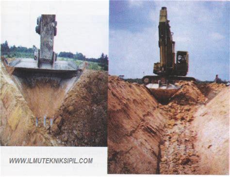 Galian Tanah Dengan Alat Berat mega structure design metode pelaksanaan pekerjaan saluran irigasi