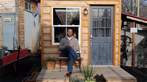 joel weber s tiny house the tiny house market is proving that bigger homes aren