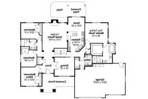 Craftsman Homes Floor Plans by Craftsman House Plans Goldendale 30 540 Associated Designs