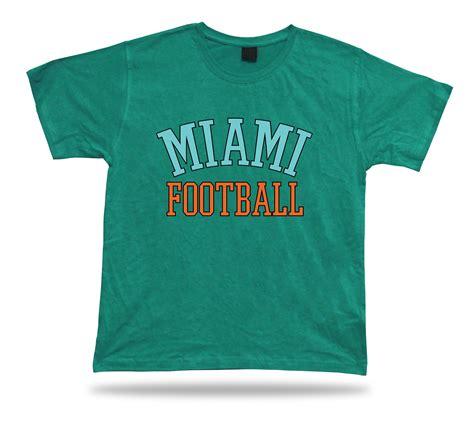t shirt design jacksonville fl miami football t shirt tee florida stadium apparel style