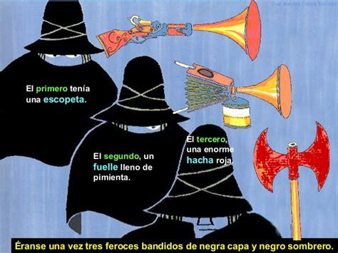 los tres bandidos 8496388565 los tres bandidos