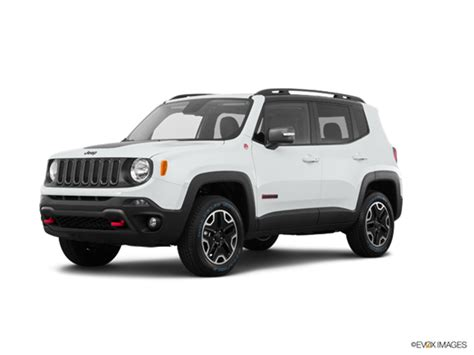 jeep renegade white 2016 jeep renegade trailhawk rebates and incentives
