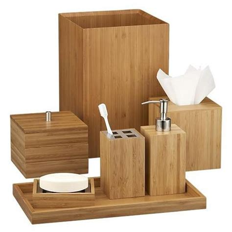 bathroom sets australia white ceramic wooden bamboo sink bathroom accessories set brand large size of