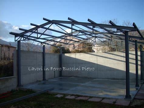 strutture in ferro per tettoie strutture in ferro per coperture