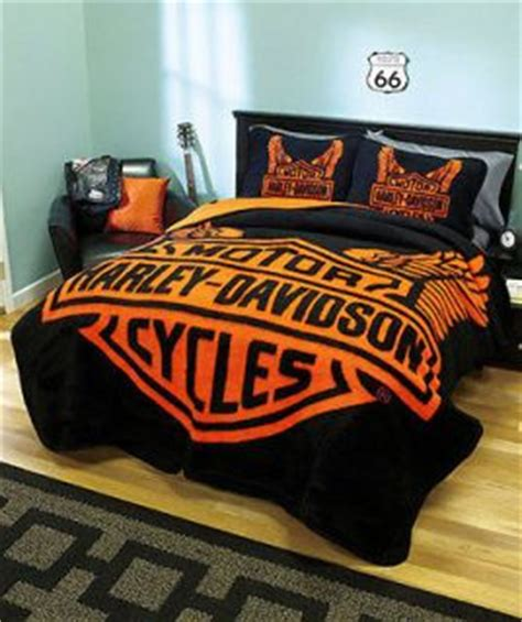 queen size harley davidson comforter pin harley davidson bedding is a nice touch on pinterest